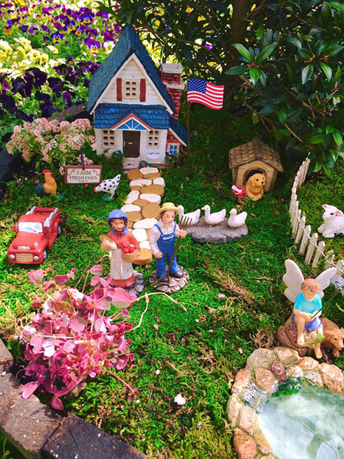 Fairy Gardens - Brenckle\'s Farms & Greenhouses